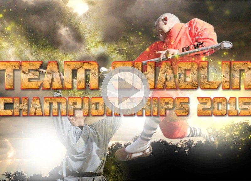 Team Shaolin Championship 2015